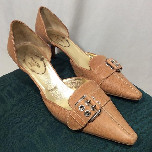 Prada Shoes - Vintage Prada Heels